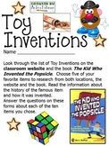 Famous Toy Inventions!