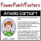 Famous WOMEN in History Powerpoint Posters & Doodle Notes