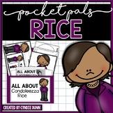 Famous Women Condoleezza Rice Pocket Pal