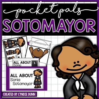 Famous Women Sonia Sotomayor Pocket Pal