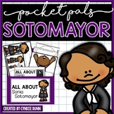 Famous Women Sonia Sotomayor Pocket Pal