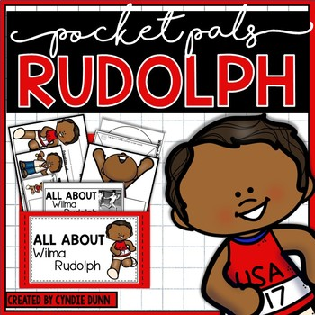 Famous Women Wilma Rudolph Pocket Pal