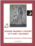 Women's History: Famous Women in Ancient History: Aglaonike(Greek astronomer)