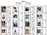 Famous Women in History Info Gap Worksheet