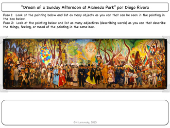 Famous Works of Art:  Diego Rivera