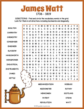 Famous Inventors Puzzle Bundle