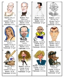 Famous person guessing game