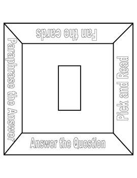 Fan-N-Pick Game Board #1