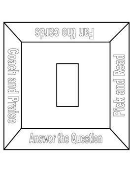Fan-N-Pick Game Board #2