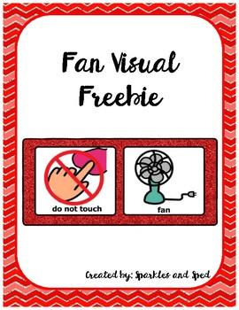 Fan Visual Freebie