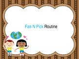 Fan and Pick