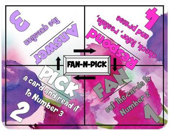 Fan n Pick Math
