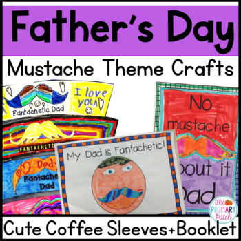 Father's Day Craft Mustache