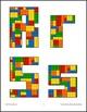 Fanciful Letters: Bricks, Bricks, Bricks