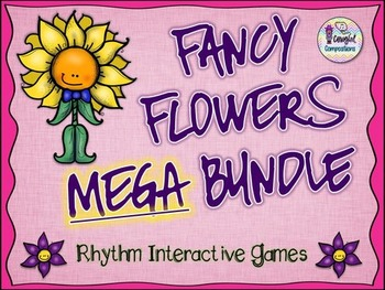 Fancy Flowers MEGA Bundle