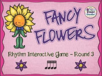 Fancy Flowers - Round 3 (Tika-Tika)