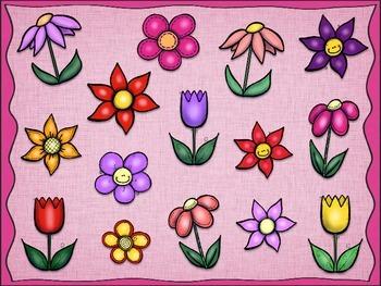 Fancy Flowers - Round 6 (Tam-Ti and Ti-Tam)