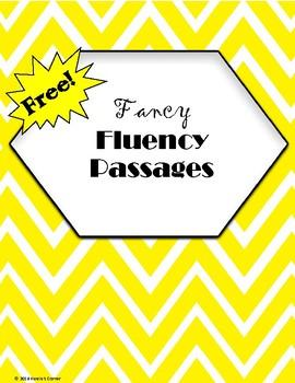 Fancy Fluency Passages