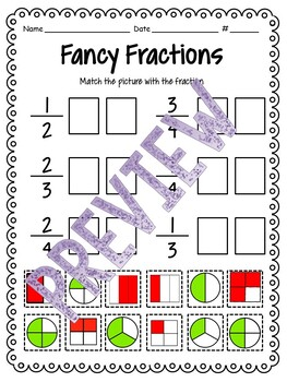 Fancy Fractions