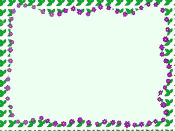 Fancy Frames Borders Clip Art Set - Commercial Use OK!