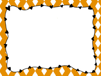 Fancy Frames Borders Clip Art Set - Commercial Use OK!
