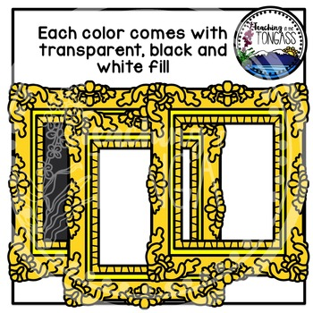 Fancy Frames Clipart