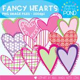 Fancy Heart Clipart