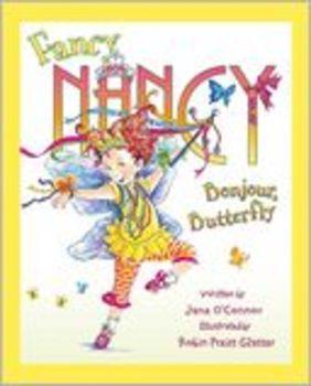 Fancy Nancy Bonjour Butterfly by J. Connor