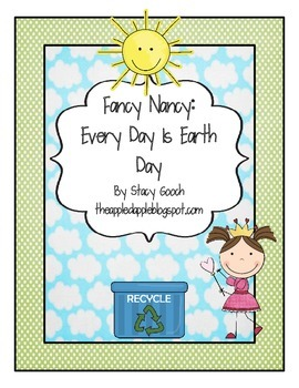 Fancy Nancy Earth Day!