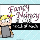 Fancy Nancy QR Code Read Alouds