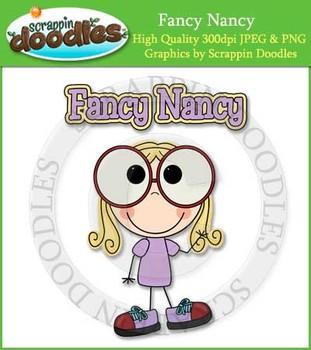 Fancy Nancy Reading Strategy