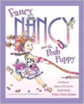 Fancy Nancy and the Posh Puppy by J. Connor