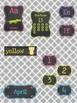 Fancy Neon Chalkboard Collection