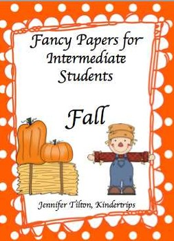 Writing Papers for Intermediate Students-Fall