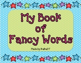 Fancy Words Writing Booklet