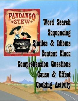 Fandango Stew- Lesson Plans & Activities