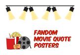 Fandom Movie Quote Posters