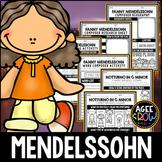 Fanny Mendelssohn, November 14th Birthday, Activities, Aut