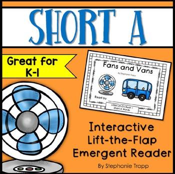 Short Vowel A Emergent Reader