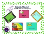 Fantabulous Frogs- Back to School Growth Mindset Behavior Clip Chart