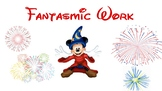 Fantasmic Work Mickey Work Display Disney