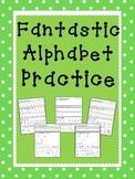 Fantastic Alphabet Practice