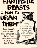 Fantastic Beasts and How To Draw Them