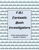 Fantastic Book Investigators Author Study Unit