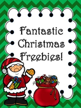 Fantastic Christmas Freebies