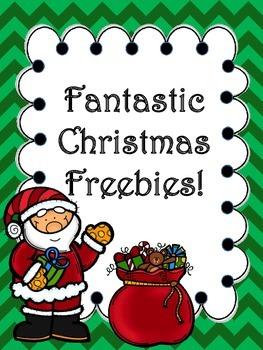 Fantastic Christmas Freebies