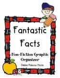 Reading Comp.: Fantastic Facts Non-Fiction Graphic Organizer