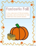 Fantastic Fall Printables