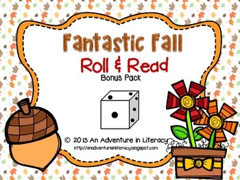 Fantastic Fall Roll & Read Bonus Pack-26 games