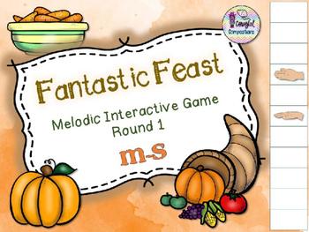 Fantastic Feast - Round 1 (M-S)
